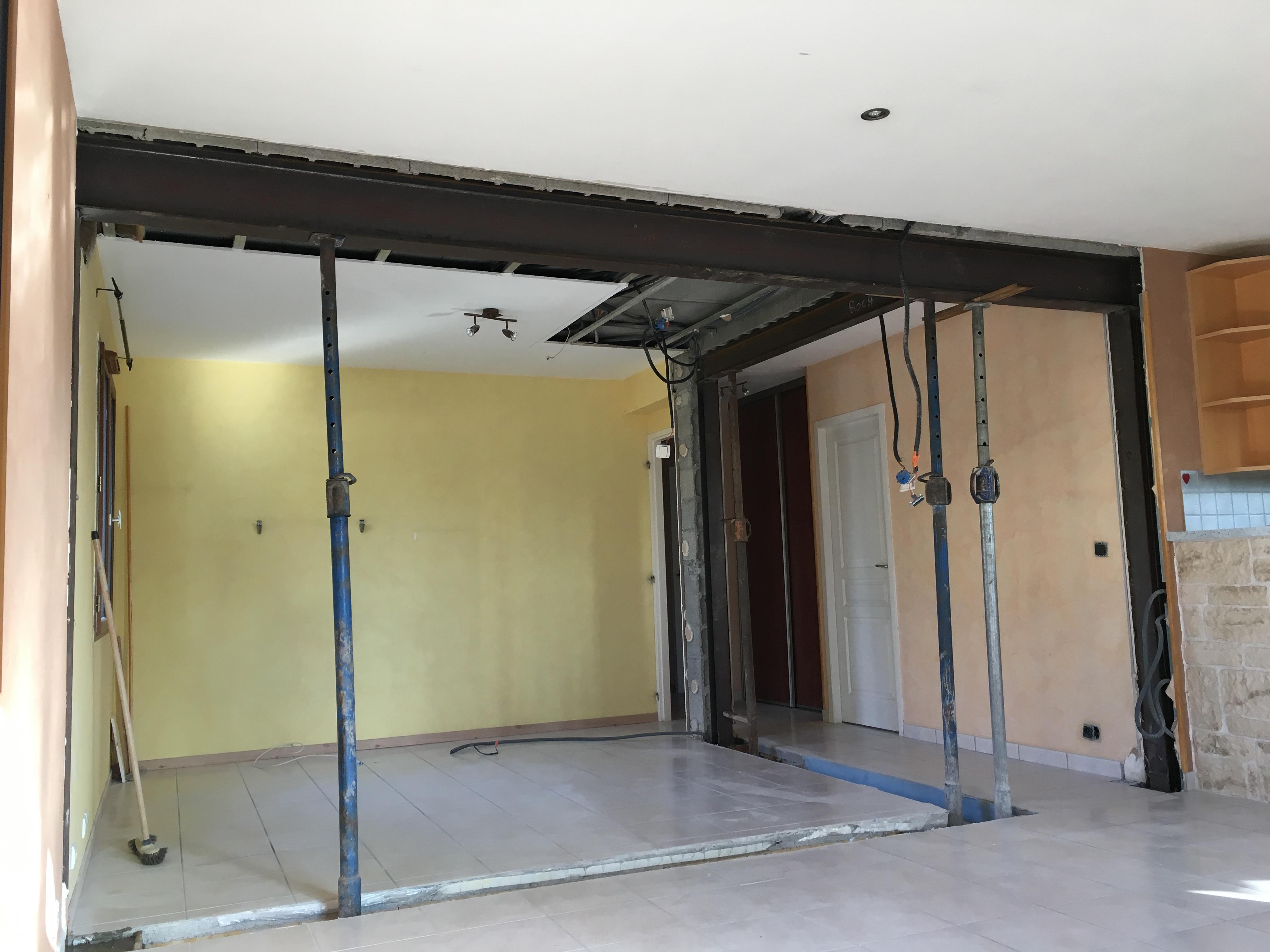 Casser un mur porteur cout finest casser un mur porteur cout with casser un mur porteur cout - Calcul ipn mur porteur ...