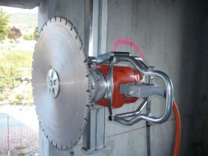 sciage beton Thonon-douvaine-evian
