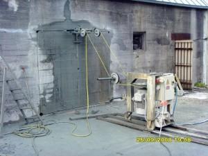 sciage beton thonon-evian